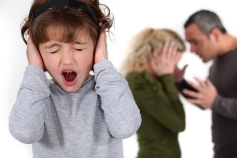 התמודדות עם ניכור הורי לאחר גירושין