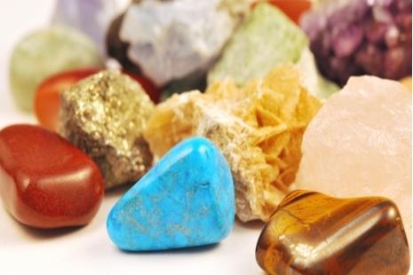 קריסטלים ואבני החושן