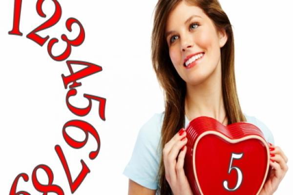 על אהבה ומספרים