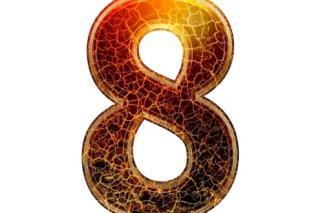 התאמה נומרולוגית למספרי 8