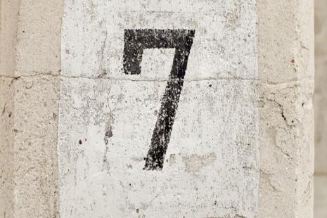 נפלאות המספר 7