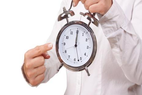 שעון מעורר לתודעה מנומנמת