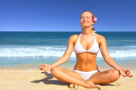 יוגה - הדרך להתאחד ולהגיע לשלווה